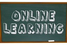 Online Learning - Chalkboard