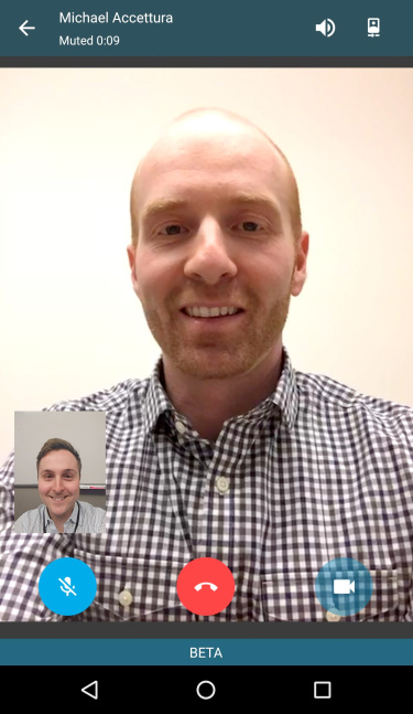 BBM Video llega a usuarios Android en Canada y EUA