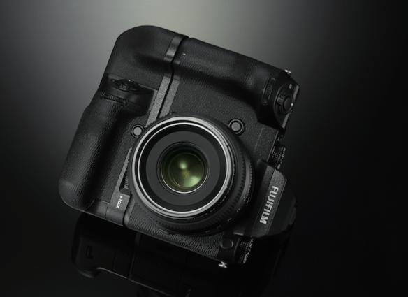 Fujifilm lanza la GFX 50S, su primer equipo de formato medio de 51.4 megapixeles