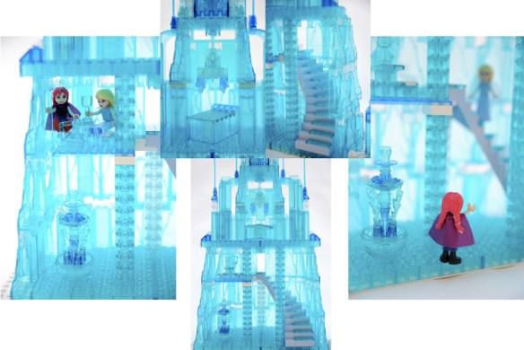 Frozen Lego kit