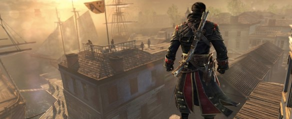 screenshot from Assassin's Creed: Rogue