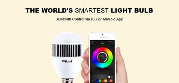 ilumi smartbulbs
