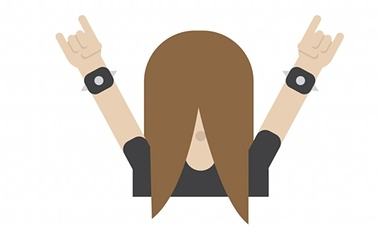 finnish emoji metal