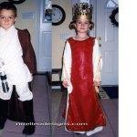 Luke Skywalker and a Queen
