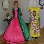 princess and Laffy Taffy