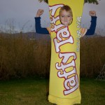 Laffy Taffy costume