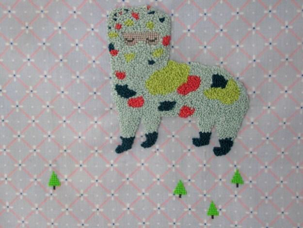 needlework, unique embroidery ideas