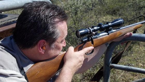 Stuart impala hunt