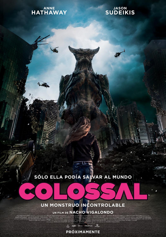 Resultado de imagen para Colossal (2017)