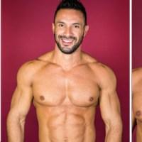 El macho argentino Flex debuta en el porno gay