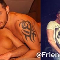 Carlos y Hector (@Friends_sexcam4) dos chicos guaperas españoles y con buena polla que triunfan en Cam4 follando a pelo y lefándose la boca
