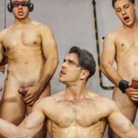 [MEN] X-MEN Gay XXX Parte 4: La gran orgía de los X-Men Paddy O'Brian, Brenner Bolton, Colby Keller, Paul Canon, Landon Mycles y Mike De Marko