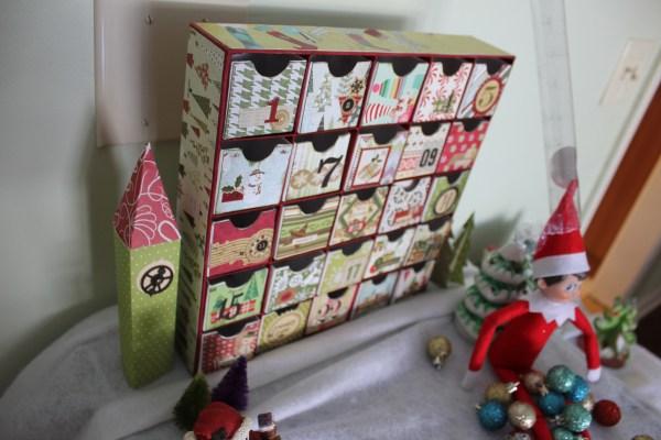 customized advent calendar