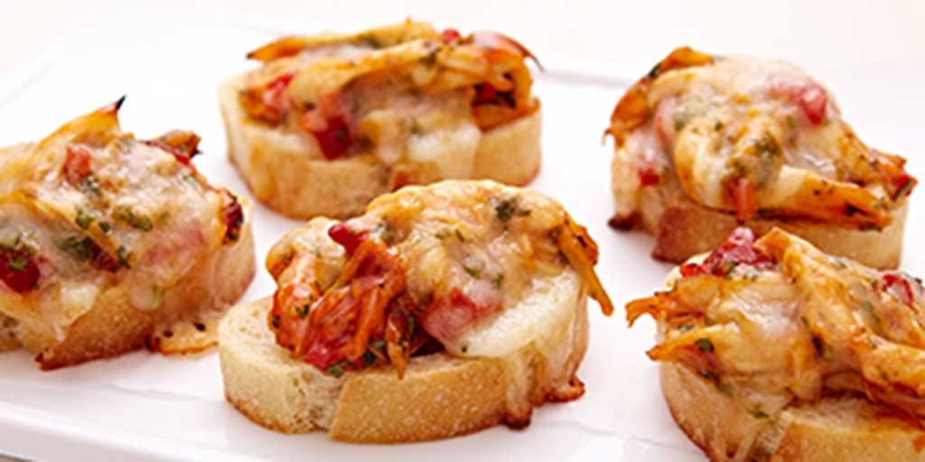Pizza canap s no fail recipes for How to make a canape