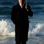 Malcolm Turnbull - Surrealist Artist Installation Staged At Bondi Beach
