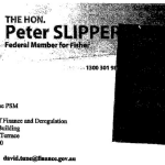 A familiar AFP smell over Slipper and #Ashby