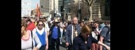 Adelaide marches for a fair and equal Australia: Alice Gorman @drspacejunk reports