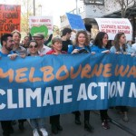 Thousands rally worldwide to demand action on #PeoplesClimate: @takvera reports from Melbourne march