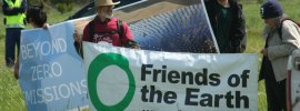 Tax exempt status of Environment NGOs targeted. Are you a #FriendofFoE? asks @Takvera