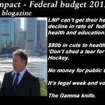 Prepare for impact – Federal budget 2015 – The #QldWeekly blogazine: #qldpol @Qldaah