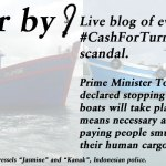 By hook or by crook – The #CashForTurnbacks scandal: @Qldaah #auspol