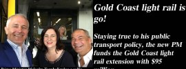 Gold Coast light rail is go! – The Queensland Weekly Blogazine: @Qldaah #qldpol