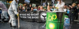 Oil spill at BP Melbourne a #FightfortheBight reports @takvera