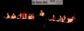 Voters grill @IndigoCathy and @MartyCorboyNats #Indivotes Libs cry forum foul: @Jansant reports