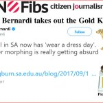 Cory Bernardi takes out the #GoldKenny – @Qldaah #auspol