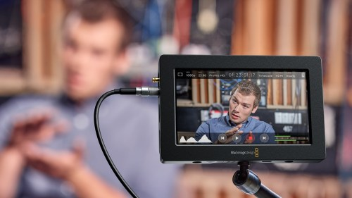 Medium Of Blackmagic Video Assist