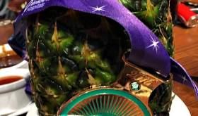 Glass Slipper Pineapple
