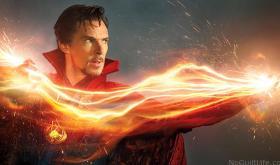 Dr strange Benedict Cumberbatch marvel movie