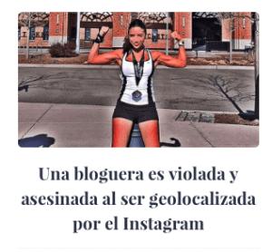 bloguera violada y asesinada