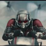 映画Ant-manの予告編!羽アリに乗って飛ぶよ!
