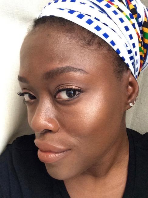 QL Bronze makeup tutorial Look 4