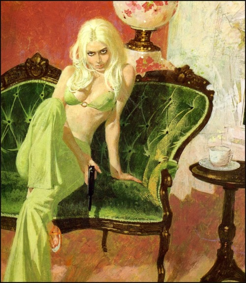 Noir Art | Robert McGinnis (5/6)