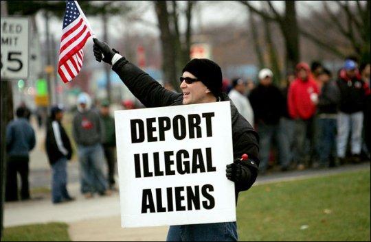 Deport Illegal Aliens