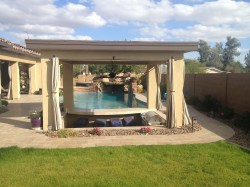 Grand Az Builders Building Backyard Furniture Building Backyard Backyard Space Creating A Ctional
