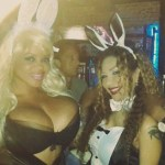 Cossy Orjiakor Shows Off Massive B00bs In Bunny Party Outfit [PHOTOS]
