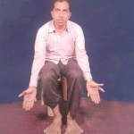 Meet The Indian Carpenter Who Has 28 Fingers And Toes [How It Started Will Shock You]