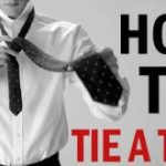 How to Tie a Tie?