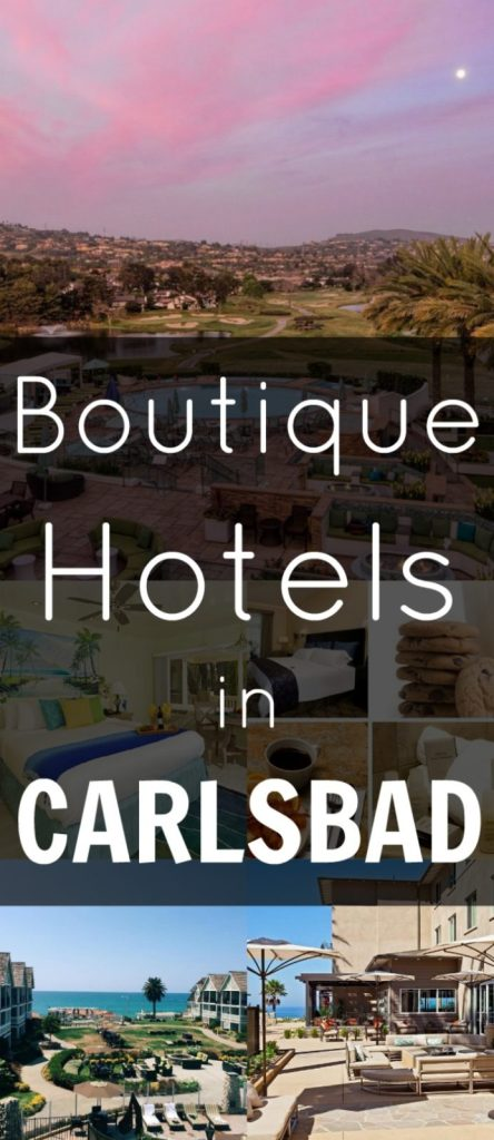 Great boutique hotels in carlsbad ca nomadbiba for Boutique hotel 444