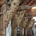 Columns as objet d'art