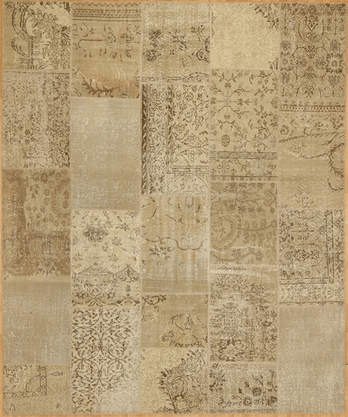 Zin Home Patchwork Rug