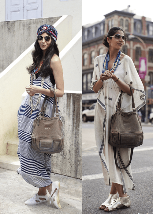 Bungalow 8 Founder Maithili Ahluwalia via Marie Claire India and The Sartorialist