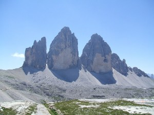 ドロミテ山脈