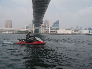 拝借jet 東京湾1
