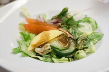 Mango Salad - Westerdam Cruise