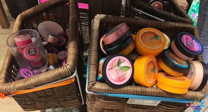 onde comprar cosméticos em londres