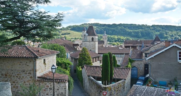 roteiro de uma semana no Sudoeste da França